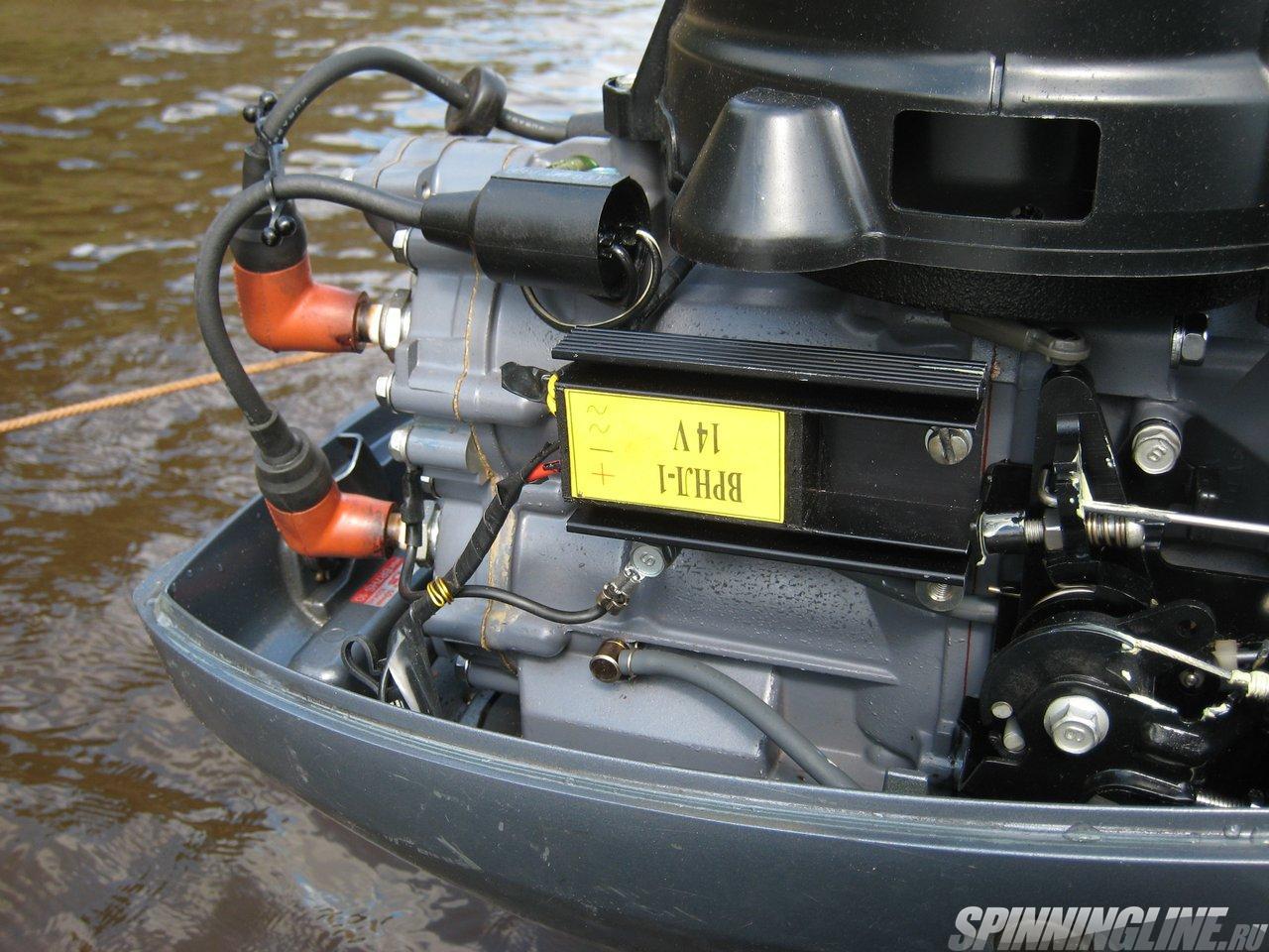 Выпрямитель на лодочный мотор своими руками