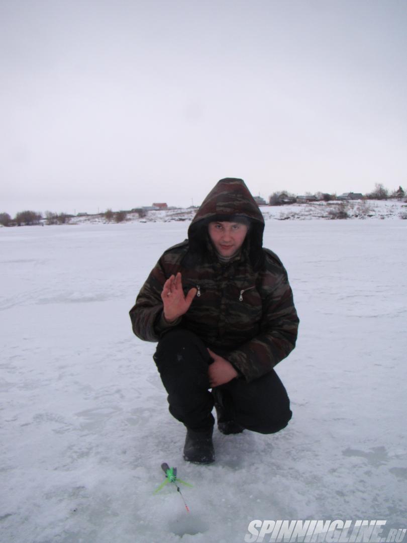 каникулы на рыбалке