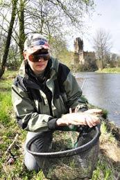 Рыболовный отчет Константин Кудинов Рыбалка в Польше